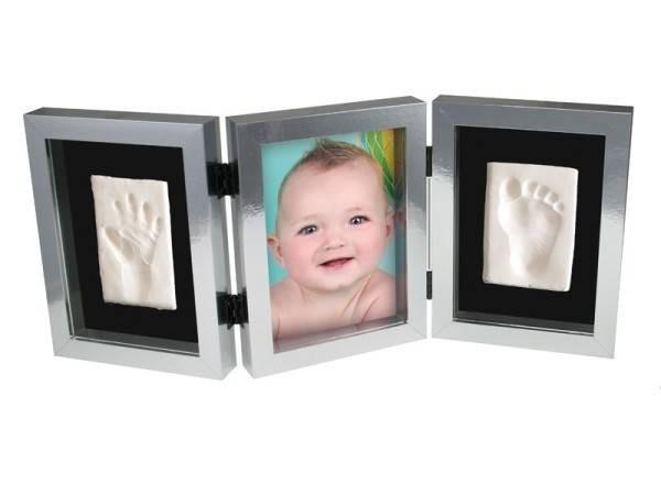 Kit mulaj bebe 'My First Hand and Foot Impression